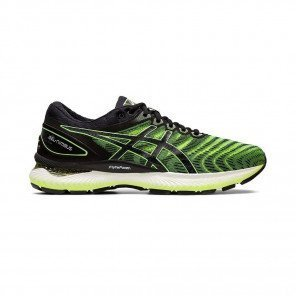 ASICS NIMBUS 22 Homme | Safety Yellow / Black