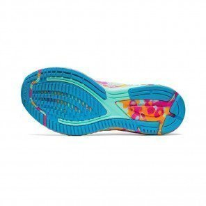 ASICS GEL-NOOSA TRI™ 12 - FEMME - SAFETY YELLOW/AQUARIUM