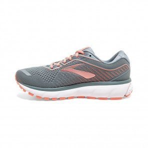 BROOKS GHOST 12 Femme | Lead/Grey/Desert