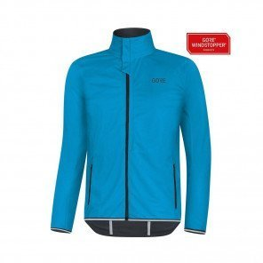 GORE® R3 GORE WINDSTOPPER VESTE HOMME | DYNAMIC CYAN | Collection Printemps-Été 2019